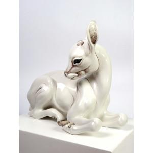 Large Deer by Ronzan
