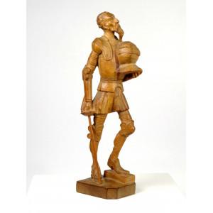 Don Quixote Sculpture by...