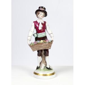 Porcelain Baroque Boy...