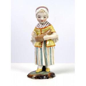 Peasant Girl Figurine by...