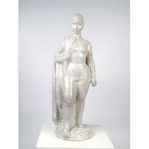 Mid-Century Ceramic Swimmer...