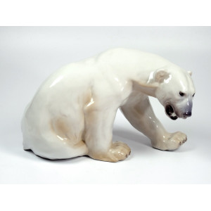 Polar Bear 1857 by Bing &...