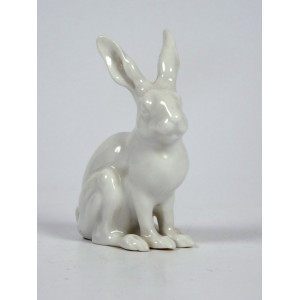 Porcelain Hare by Rosenthal