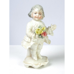Antique Figurine by Karl Ens