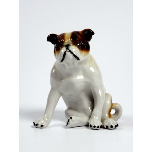 Goebel Boxer Dog Figurine