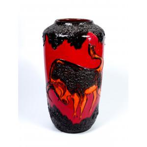 Scheurich Bull Floor Vase...