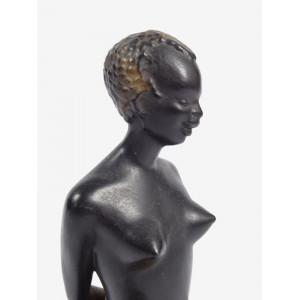 African Woman, Keramos Wien