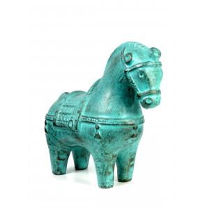 Horse Figurine by Bitossi...