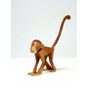 Mid-Century Miniature Monkey