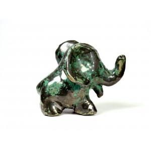 Ceramic Elephant in Walter...