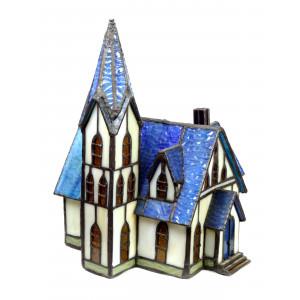 Mountain Church Lamp in...