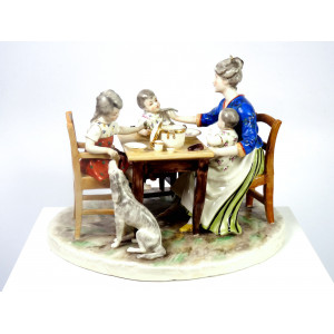 Family Figural Group by...