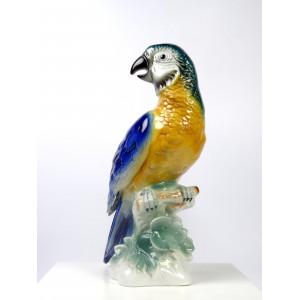 Porcelain Ara Parrot  by...