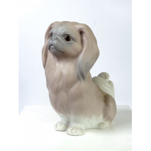 Pekingese Dog 4641 by Lladro