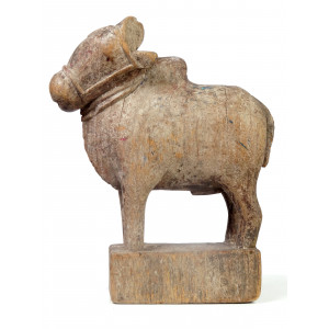 Antique Nandi Bull