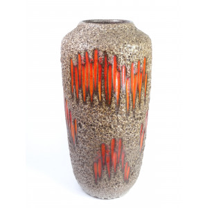 Scheurich Vase 517-45 with...