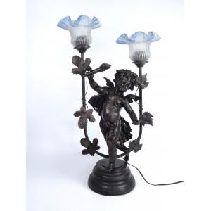 Moreau Statue Lamp