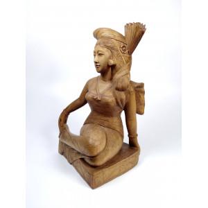 Art Deco Balinese Sculpture