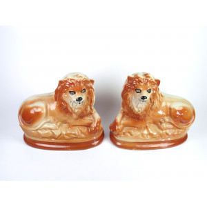Victorian Lions by...
