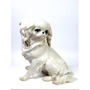 Art Deco  Japanese Chin by...