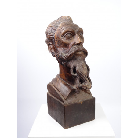 Bust of Don Quixote