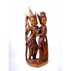 Balinese Sculpture of Rama...