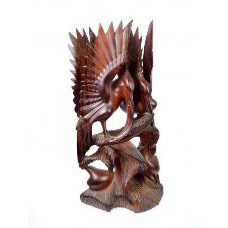 Balinese Birds Sculpture