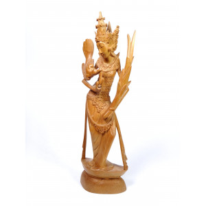 Balinese Sculpture Goddess...
