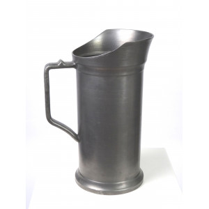 Measuring Jug 1 Litre, Pewter