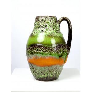 Scheurich Handled Vase 414-16