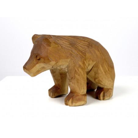 Black Forest Wooden Bear