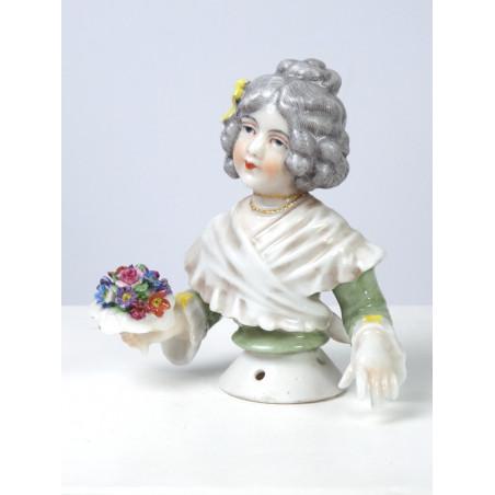 Porcelain Half Doll, Passau