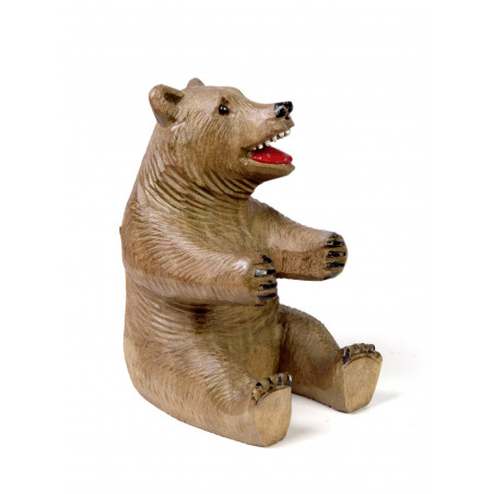 Black Forest Brienz Wooden Bear