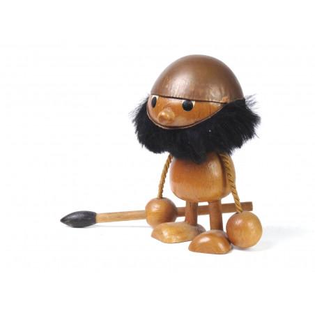 Vintage Caveman Figure
