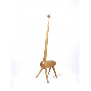 Wooden Giraffe, attr. Kay...