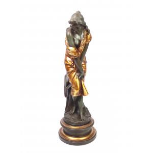 Antique Sculpture Semi...