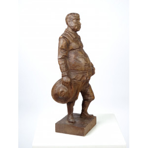 Sancho Panza Sculpture by...