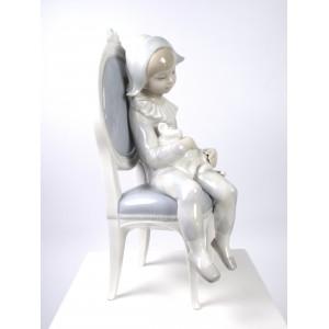 Lladro Figurine 1229 Little...