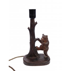Brienz Black Forest Lamp...
