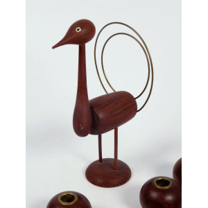 Bird Candle Holder Set,...
