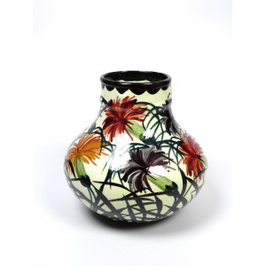 Art Deco Vase by Schramberg