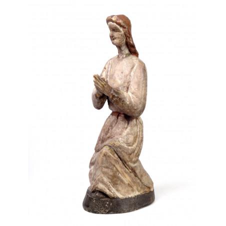 18th Century Angel Sculpture