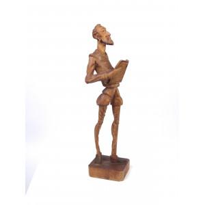 Don Quixote Sculpture (attr...