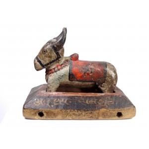 Antique Nandi Bull