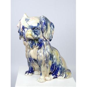Pekingese Dog or Japanese Chin