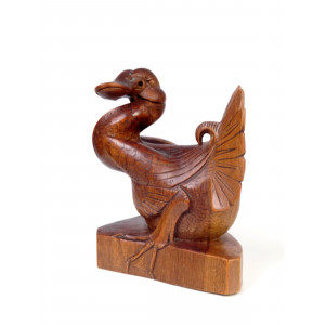 Art Deco Balinese Duck...