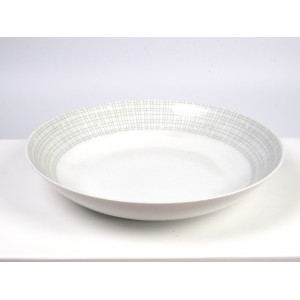 Soup Plate Filigree 2025 by...