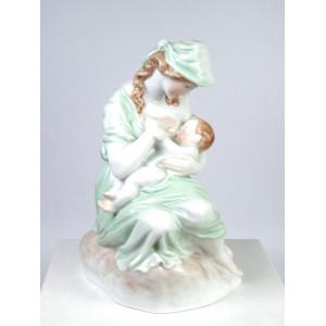 Motherhood Figure by Herend