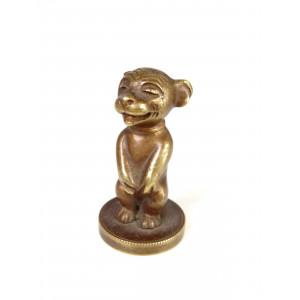 Miniature Figure Bonzo the Dog