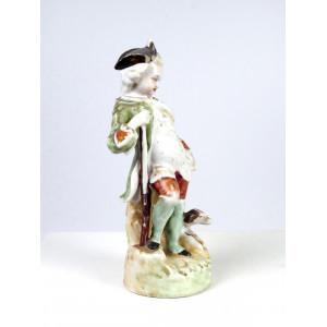 Antique Hunter Figure